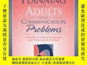 二手書博民逛書店Intervention罕見Planning For Adults With Communication Prob