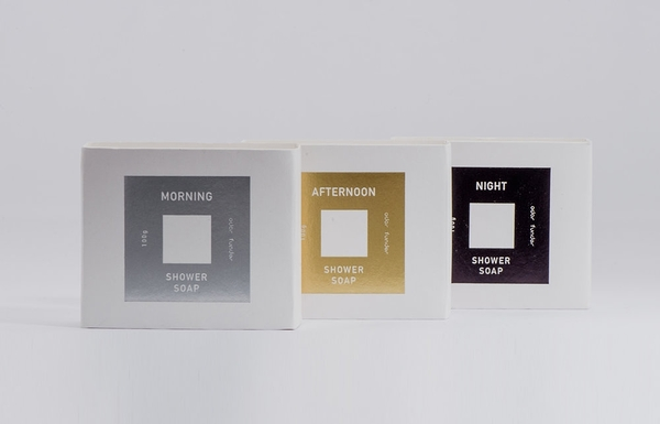odor funder用氣味問安 潔膚皂 三入組 100g x 3