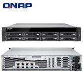 QNAP 威聯通 TS-EC880U-E3-4GE-R2 8Bay NAS 網路儲存伺服器