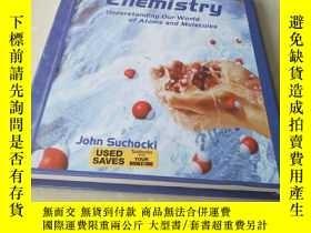 二手書博民逛書店Conceptual罕見Chemistry: Understanding Our World of Atoms a