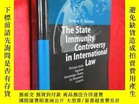 二手書博民逛書店The罕見State Immunity Controversy