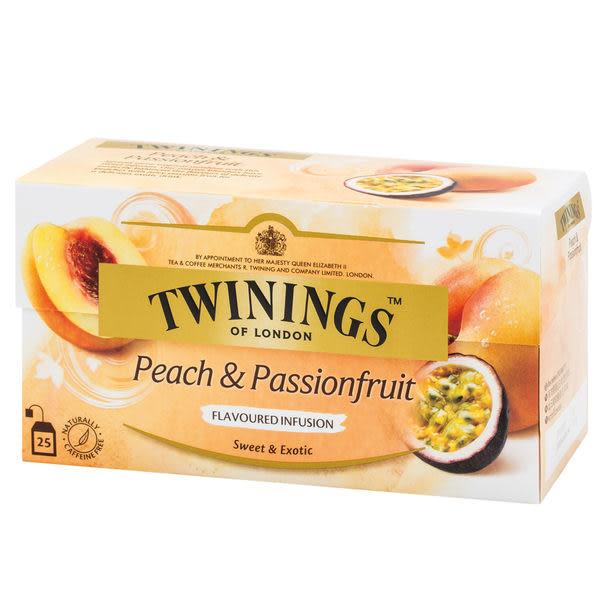 唐寧茶【Twinings】熱帶風情茶(2gx25入茶包)