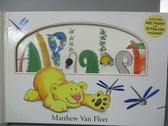 【書寶二手書T8/少年童書_NFQ】Alphabet_Van Fleet, Matthew