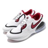 Nike 慢跑鞋 Joyride Dual Run 白 紅 男鞋 運動鞋 【ACS】 CW5244-100