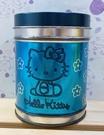 【震撼精品百貨】Hello Kitty 凱蒂貓~三麗鷗 KITTY 日本鐵製存錢筒/撲滿(展示品)-藍#17998