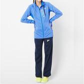 TOPGIRL 立領超顯瘦運動外套-中藍