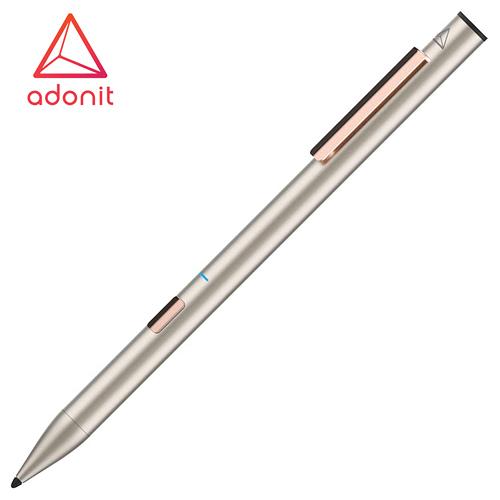Adonit NOTE iPad / iPad pro 專用旗艦款觸控筆 金色