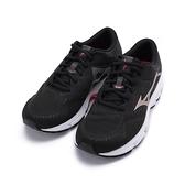 MIZUNO WAVE EQUATE 5 慢跑鞋 黑/紅 J1GD214842 女鞋
