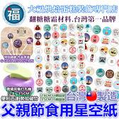 台灣製造【父親節食用紙2.8CM】星空棒棒糖DIY模具星球糖珊瑚糖愛素糖珍珠糖霜餅乾威化糯米紙棍
