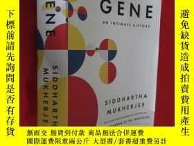 二手書博民逛書店The罕見Gene An Intimate History 【詳