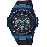 CASIO G-SHOCK絕對悍奔騰運動腕錶/GST-S300G-1A2