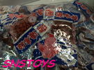 sns 古早味 懷舊零食 海底雞 魚片 蜜汁魚片 紅魚片 香魚片 (50包裝)
