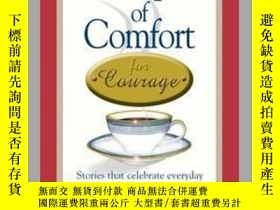 二手書博民逛書店A罕見Cup of Comfort CourageY410016 Colleen Sell Coll... C
