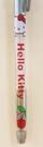 【震撼精品百貨】Hello Kitty 凱蒂貓~日本三麗鷗 KITTY 水性筆/中性筆-金#86115