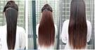 ★依芝鎂★H270髮片自然無痕一片式長直髮接髮片,售價200元