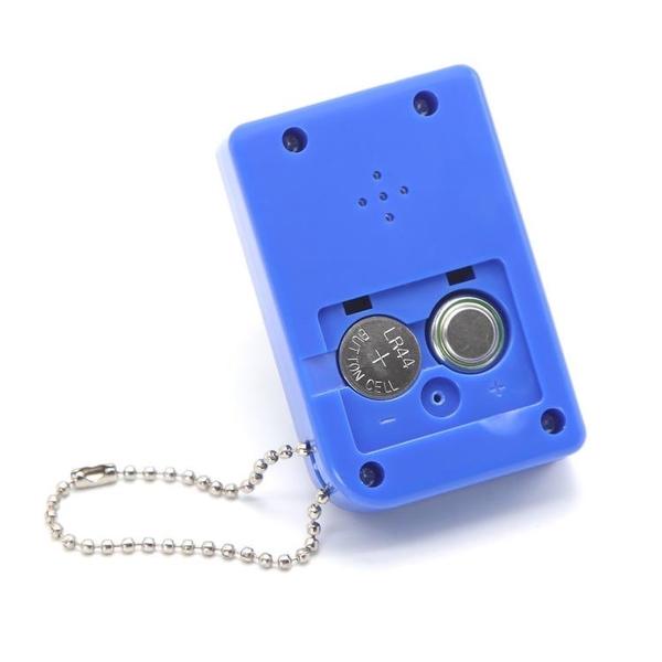 學生迷你YELL鑰匙扣掛鍊掛飾扭蛋懷舊款復古經典俄羅斯方塊游戲機