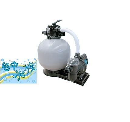 {台中水族} 義大利SUNWE -SFS400 攪拌式過濾器(6300L/H) -1/2HP-110V  特價 池塘/魚池/錦鯉池用