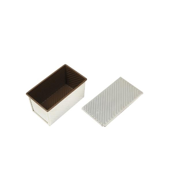 【甜手手】【SN2055】台灣製 三能 450g波紋土司盒 12兩吐司麵包 不沾土司模 SN20552蓋