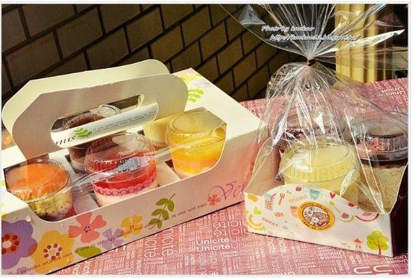 6入 白色小花布丁杯提盒 杯子蛋糕提盒【C057】附底托 綠豆椪6入內格、蛋黃酥8入內格