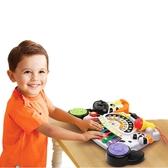 VTech偉易達小斑馬電子琴帶麥克風兒童早教鋼琴彈奏玩具1-3-6歲 城市科技DF