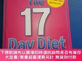 二手書博民逛書店The罕見17 Day Diet: A Doctors Plan Designed For Rapid Resul