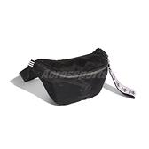 adidas 腰包 Waist Bag 黑 紫 女款 斜背包 運動休閒 【ACS】 FL9623