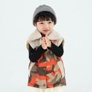 男童羽絨棉馬甲春秋外穿兒童冬季背心寶寶馬夾中大童洋氣加厚坎肩 小山好物