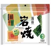 橘平屋岩燒三切海苔/40g【愛買】