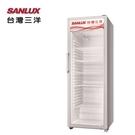 【SANLUX 台灣三洋】400L 直立式冷藏櫃 《SRM-400RA》全新原廠保固