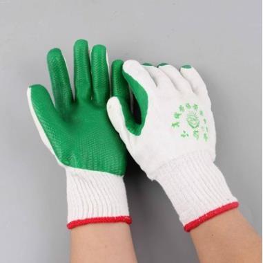 防切割手套包郵小幫手勞保手套防割手套耐磨牛郎星膠片手套防護橡膠耐高溫手 夏季新品
