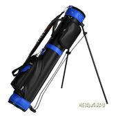 新品TTYGJ高爾夫球包 男士女士槍包支架包 半套球桿袋 輕便攜帶MBS「時尚彩虹屋」