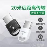 藍芽適配器塔菲克USB藍牙適配器4.0電腦台式機ps4筆記本pc主機音響【雙十二狂歡】