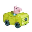 《 Peppa Pig 》HASBRO 粉紅豬小妹 小車車公仔組 - 喬治 / JOYBUS玩具百貨