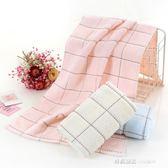 三條裝 毛巾純棉洗臉家用成人柔軟面巾全棉兒童毛巾吸水紗布  時尚潮流