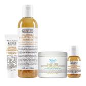 Kiehl's 金盞花植物精華化妝水250ml+亞馬遜白泥淨緻毛孔面膜125ml+