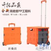 車用尾箱后備箱收納盒折疊式多功能車載整理置物箱『棉花糖伊人』