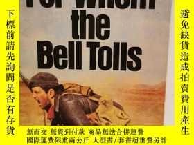 二手書博民逛書店海明威:喪鐘爲誰而鳴罕見For Whom the Bell To