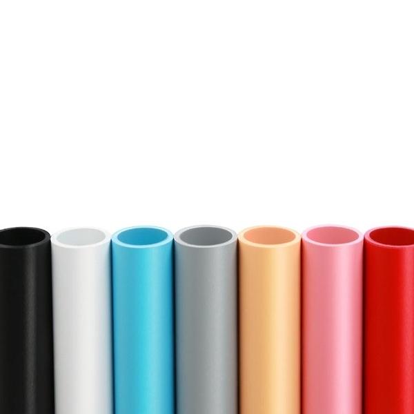 磨砂PVC背景板攝影背景布拍照紙主播直播燈棚攝影道具器材照相證件照網紅拍攝擺拍LX 韓國時尚週