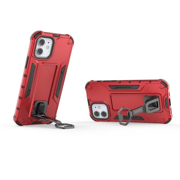 蘋果 iPhone12 Pro Max iPhone12 Mini Phone11 Pro Max 蘋果手機殼 機械手臂 手機殼 支架 防摔 保護殼