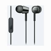 [富廉網] SONY 手機用密閉耳道式耳麥 MDR-EX155AP 黑/白/深藍/淺藍/紅/粉/金