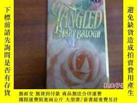 二手書博民逛書店《tangled罕見Mary balogh》Y135958