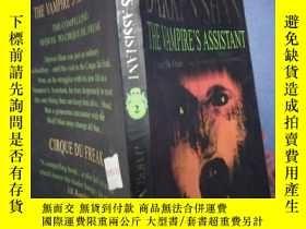 二手書博民逛書店Vampire s罕見Assistant吸血鬼助手Y320287