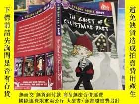 二手書博民逛書店The罕見ghost of Christmas pastY17584