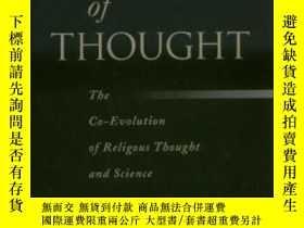 二手書博民逛書店Stages罕見Of Thought: The Co-evolu