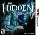 3DS The Hidden: An Augmented Reality Ghost Hunting Adventure 隱藏:幽靈狩獵探險(美版代購)