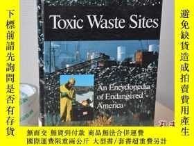 二手書博民逛書店1997年,美國各州含毒廢物佈局點罕見toxic waste s