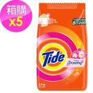 Tide 洗衣粉-含Downy/5入箱購(2.5kg*5)