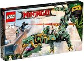【LEGO樂高】 NINJAGO MOVIE 綠忍者機甲巨龍 70612