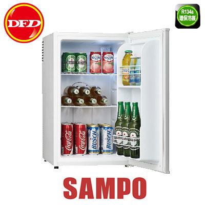 SAMPO 聲寶 冰箱 KR-UA70C 冷藏箱 70公升 公司貨 ※運費另計(需加購)