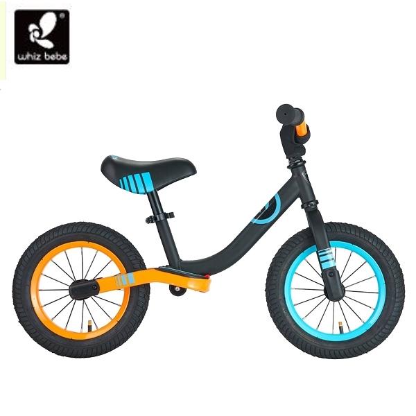 英國 Whiz bebe 酷LOVE平衡滑步車-橘